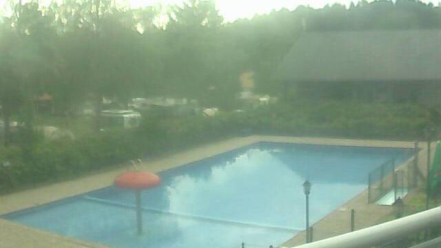Webcam Medernach: Swimmingpool Camping Auf Kengert