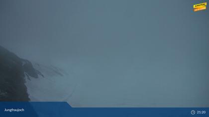 Fieschertal: Lauterbrunnen, Jungfraujoch - Jungfraujoch