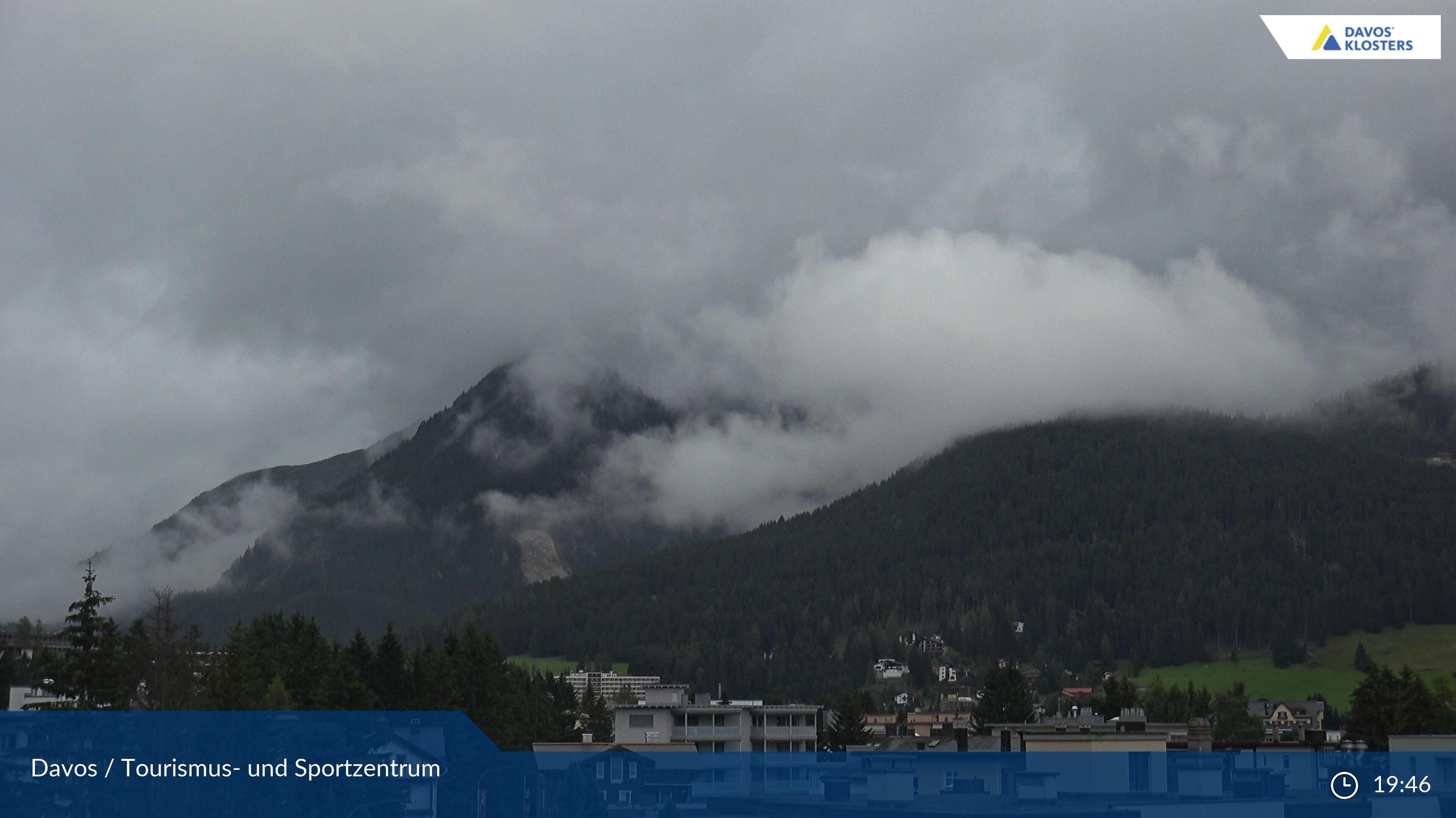 Davos: Platz - Tourismus- und Sportzentrum, Seehorn