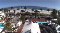 Cape Town: Camps Bay Beach - Overdag