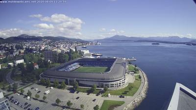 Molde Daglicht Webcam Image