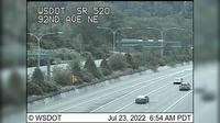 Clyde Hill: SR  at MP .: nd Ave NE - Recent
