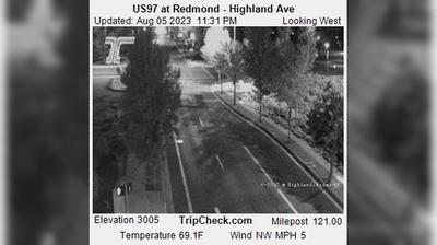 Thumbnail of Redmond webcam at 4:13, Oct 19