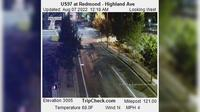 Redmond: US at - Highland Ave - Actuales