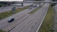 Vastra Jakobsberg: Tpl Barkarby östra (Kameran är placerad på E Hjulstavägen mellan trafikplats Barkarby och trafikplats Hjulsta och är riktad mot Stockholm) - Actuales