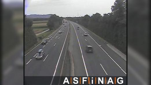 Webkamera Obergralla: A09, bei Anschlussstelle Leibnitz, Bli