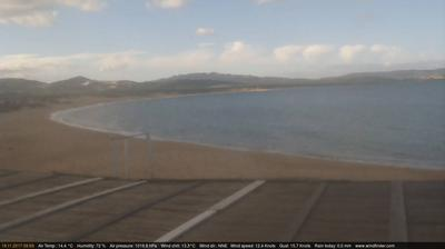 Webcam Porto Pollo