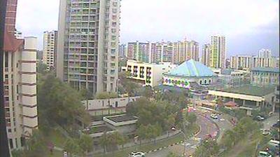 Webcam Bright Hill Crescent: Midview City − Bright Hill D