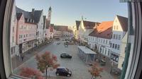 Aichach: Stadtplatz - Actuales