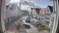 Aichach: Stadtplatz - Day time