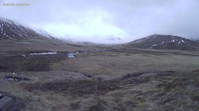 Current or last view from Mosfellsbaer: Kjósarhreppur