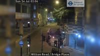 London: Wilton Road - Bridge Place - Aktuell