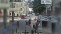 London: Wilton Road - Bridge Place - Recent