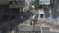 London: Wilton Road - Bridge Place - Overdag