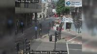 London: Wilton Road - Bridge Place - Jour