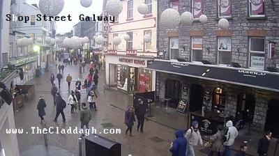 Webkamera Galway: High Street, Republic of