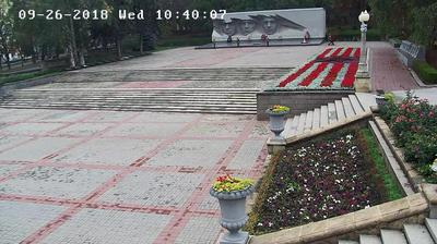 Webkamera Stavropol: Ставрополье − Мемориал Вечный огонь
