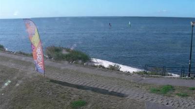 Webkamera Chałupy: Pier, Wladyslawowo