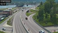 Saguenay: Traffic - Recent