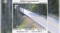 Coos: ORE at - County Line - Overdag