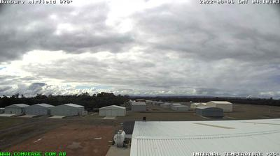 Daylight webcam view from Dardanup › South East: Bunbury Airport Western