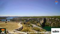 Gradska cetvrt Crnica: Skradinski most - Dia