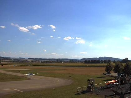 Grenchen: Airport - Richtung West-Ost