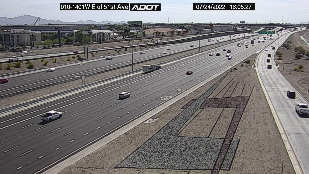 Webcam Legend Estates: I-10W and 51th Ave