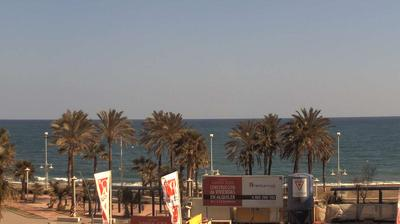 Webcam Torremolinos: Strand an der Costa del Sol in