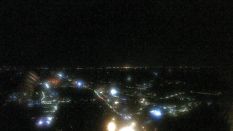 Webcam Cavour: Vista di − dalla Vetta della Rocca