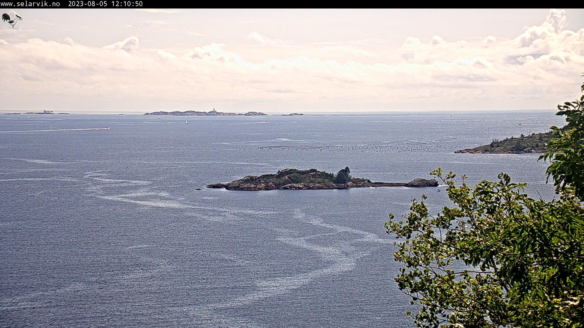 Webcam Fredenshavn bru: Larviksfjorden Syd
