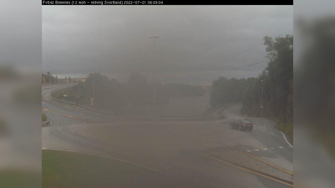 Webcam Bremnes: F542 − Ved Svortland
