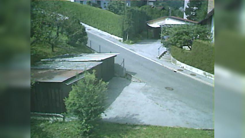 Webkamera Trbovlje: Dom in vrt − SW view