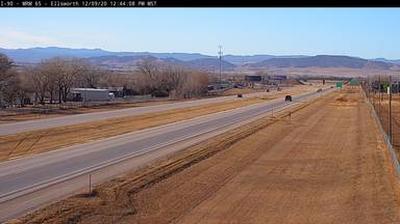 Webkamera Box Elder: I-90 near Ellsworth AFB (MM 65.2)