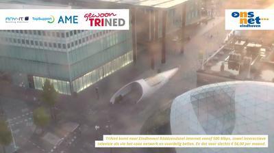 Webcam Eindhoven: 18 Septemberplein