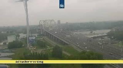 Rotterdam: van Brienenoordbrug, A