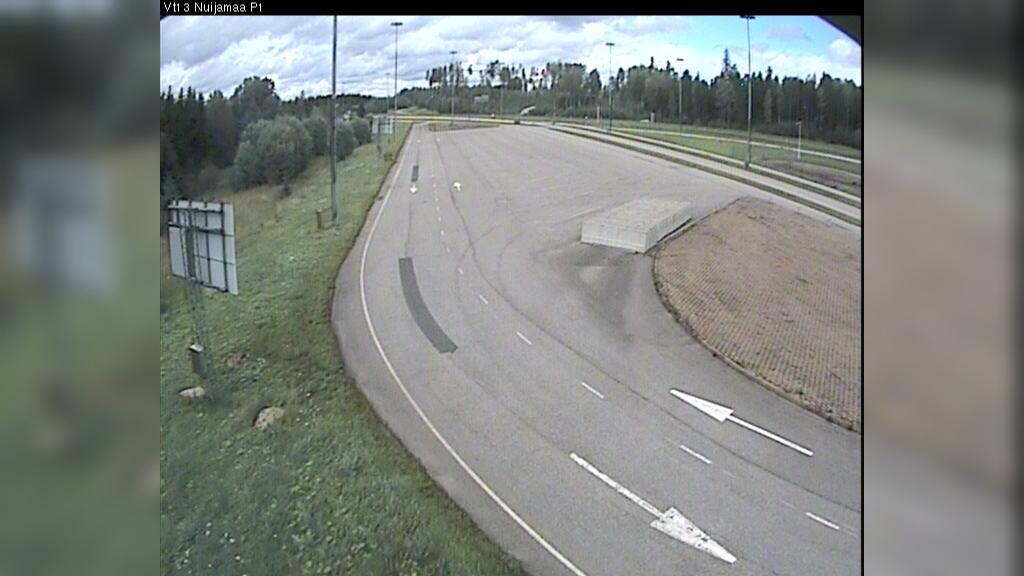 Webcam Nuyyama: Tie13 Raja, parkki 2