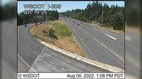 Ellsworth: SR  at MP .: West of I- - Day time