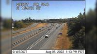 Burien: SR  at MP .: S th St - Day time