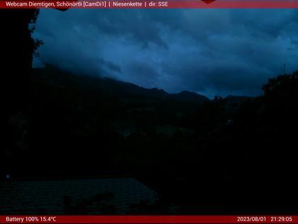 Diemtigen › Süd: Diemtigtal - Hohniesen - Schwarzenberg
