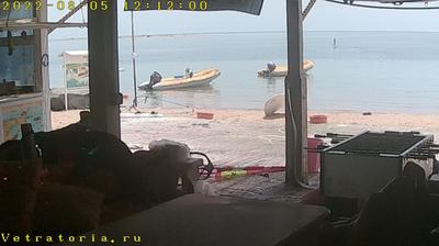 Daylight webcam view from Dahab › South East: vetratoria windsurfing & SUP