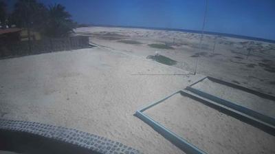 Tageslicht webcam ansicht von Prainha: Santa Maria Beach