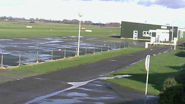 Webcam Vledderveen › North: stadskanaal airfield