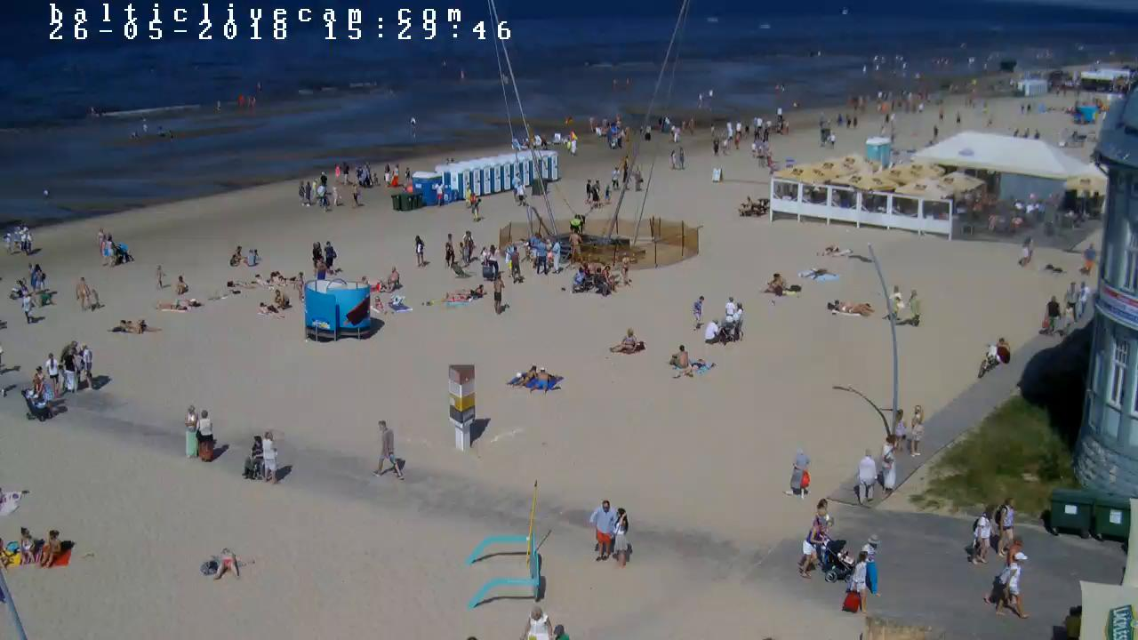 Webcam Jūrmala