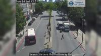 North Cheam: Seven Sisters Rd/Holloway Rd - Day time