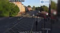 Croydon: Tweedy Rd E of Sherman Rd - Actuelle