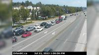 City of Langley > East: Hwy  at th St in Langley, looking east - Dia