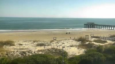 Daylight webcam view from Tybee Island: United States