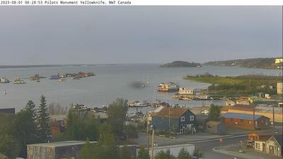 Thumbnail of Yellowknife webcam at 10:09, Sep 28