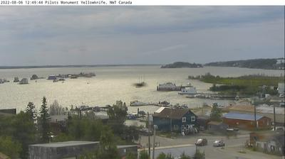 See Yellowknife: Yellowknife Bay Live Webcam & Weather